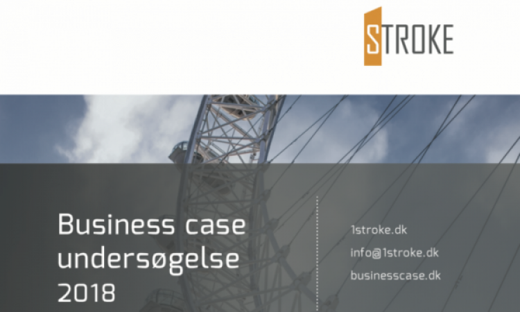 London eye og skilt med business case undersøgelse 2018