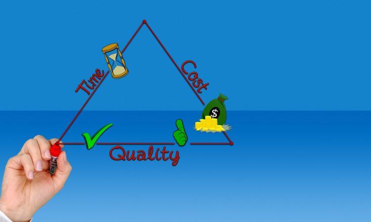 Projekt trekanten